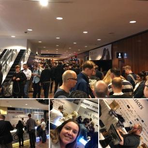 Consensus no Hilton, Nova Iorque
