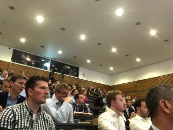 University of Oxford, Nelson Mandela Auditorium