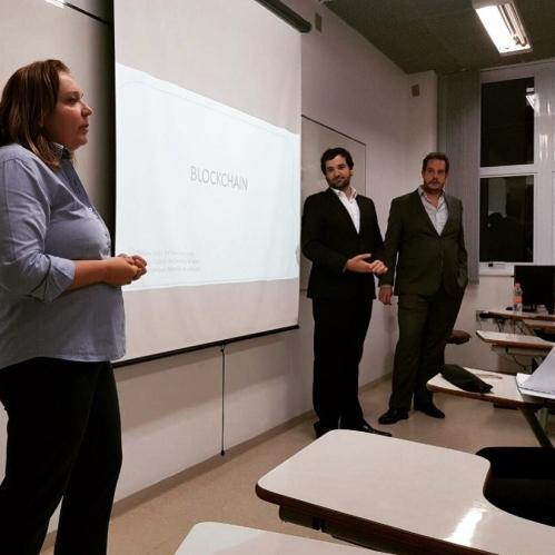 Ministrando aula para a Pós-Graduação em Cybersecurity no Mackenzie