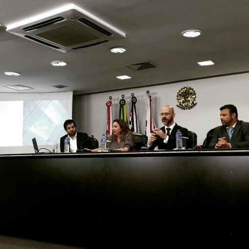 1ª Seminário sobre Blockchain para advogados na OAB/SP