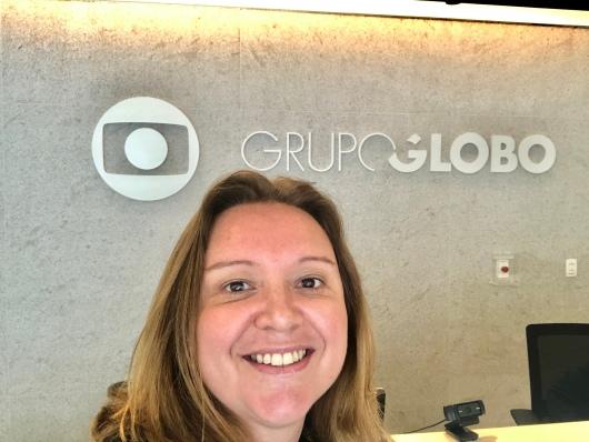 Aula Blockchain para o Grupo Globo